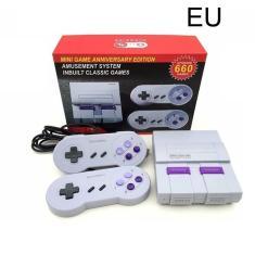 Imagem de Snes Nes Super Clássico Tv Consolas 16-Bit Video Game Console Built-In 660 Clássico Jogos Console