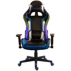 Cadeira Gamer RGB Healer Travel Max
