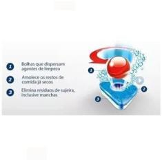 Imagem de Kit 5 Detergente Finish Powerball Tablets Maquina Lavar Louças