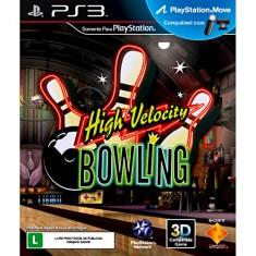 Jogo High Velocity Bowling PlayStation 3 Sony