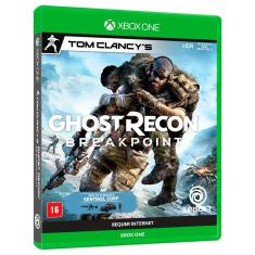 Jogo Tom Clancy's Ghost Recon Breakpoint Xbox One Ubisoft