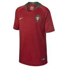 34772d80c380b Fotos (2). 0  1. Camisa Torcedor Infantil Portugal I 2018 19 sem Número Nike
