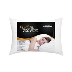 Imagem de Travesseiro Em Fibra De Silicone 50X70 Cm Ortobom Fascínio