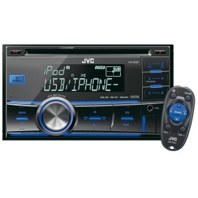 CD Player Automotivo JVC KW-R500 Bluetooth USB