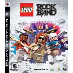 Jogo Lego Rock Band PlayStation 3 Warner Bros
