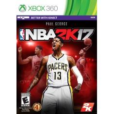 Jogo NBA 2K17 Xbox 360 2K