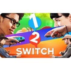 Imagem de Gift Card Digital 1-2 Switch para Nintendo Switch