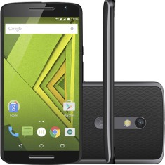 Smartphone Motorola Moto X X Play XT1563 16GB Qualcomm Snapdragon 615 21,0 MP 2 Chips Android 5.1 (Lollipop) 3G 4G Wi-Fi