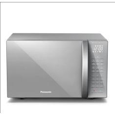 Imagem de Micro-ondas Panasonic 34 Litros Nn-st67lsrun Inox