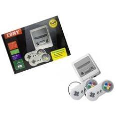 Imagem de Mini Video Game Super, 620 Jogos Clássicos 8 Bit 2 Controles