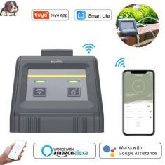Imagem de Tuya rainpoint inteligente wi fi automático rega temporizador de irrigação vida inteligente app