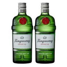Imagem de Kit Com 2 Gin Tanqueray Dry De 750 Ml Cada