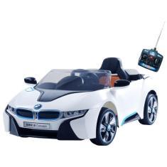 Imagem de Mini Carro Elétrico BMW i8 Concept com Controle Remoto - Bel Fix