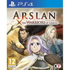 Jogo Arslan The Warriors of Legend PS4 Tecmo