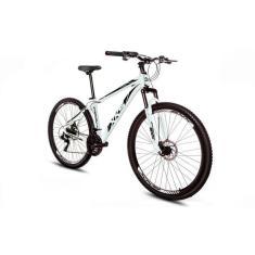Bicicleta Mountain Bike XKS 21 Marchas Aro 29 Suspensão Dianteira Freio a Disco Mecânico