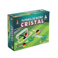 Imagem de Futebol Botão Cristal Seleções Brasil X Alemanha Gulliver