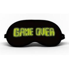 Imagem de Máscara de Dormir - ISOPRENE - Game Over