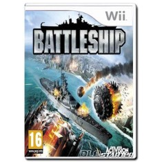 Jogo Battleship Wii Activision