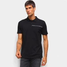 Imagem de Camisa Polo Calvin Klein Básica Masculina