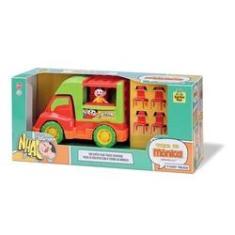 Imagem de Food Truck Turma da Monica Samba Toys 51107