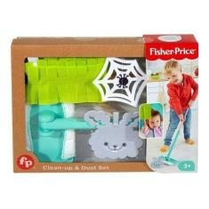 Imagem de Fisher Price Kit Rodo E Espanador Infantil - Mattel