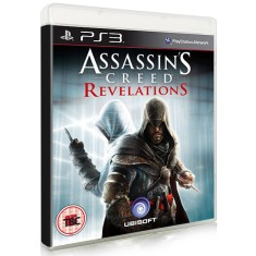 Jogo Assassin's Creed: Revelations PlayStation 3 Ubisoft