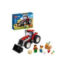 Imagem de LEGO City Tractor 60287 Kit de Construção; Cool Toy for Kids, Novo 2021 (148 Peças)