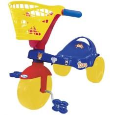 Imagem de Triciclo com Pedal Xalingo Zoo