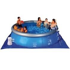 Piscina Inflável 8.500 l Redonda Mor Splash Fun 1061