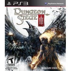 Jogo Dungeon Siege 3 PlayStation 3 Square Enix