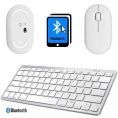 """Imagem de Mouse e Teclado bluetooth para Galaxy Tab S6 Lite P615 10,4"""""""