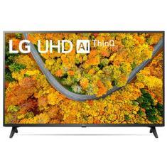 "Smart TV LED 50"" LG ThinQ AI 4K HDR 50UP7550PSF"