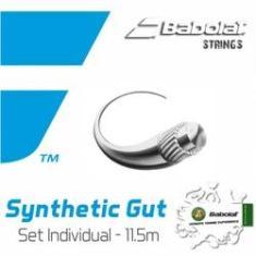 Imagem de Corda Babolat Synthetic Gut 15L 1.35mm 11.5m  - Set Individual