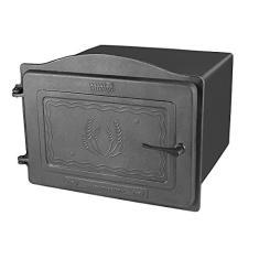 Forno De Ferro Fundido Angra para fogão a lenha 49x49x33 cm