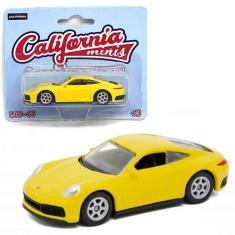 Imagem de Miniatura Porsche 911 Carrera 4s Welly California Minis