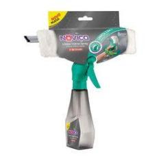 Imagem de Rodo Magico Limpa Vidros E Janelas Com Spray  3 em 1