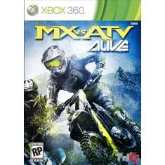 Jogo Mx Vs. Atv Alive Xbox 360 THQ
