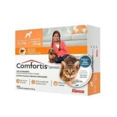 Antipulgas Comfortis 270mg Para Gatos 2,8 A  5,4kg - Elanco