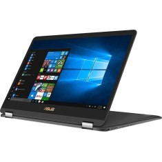 "Ultrabook Conversível Asus Intel Core i7 8550U 8ª Geração 16GB de RAM SSD 250 GB 13,3"" Full HD Touchscreen Windows 10 Q325"