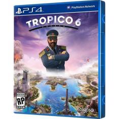 Jogo Tropico 6 PS4 Kalypso Media