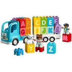 Imagem de LEGO Duplo Caminhão do Alfabeto 36 Peças - 10915