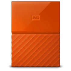 Imagem de HD Externo Portátil Western Digital My Passport WDBYNN0010BOR 1 TB