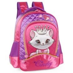 Mochila Escolar Luxcel Cindy Is31321cd