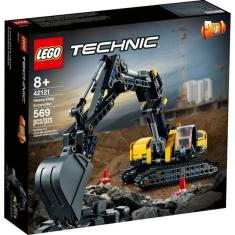 Imagem de 42121 Lego Technic - Escavadeira Para Trabalhos Pesados