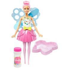 Imagem de Boneca Barbie Fantasia Fada Bolhas Mágicas Mattel
