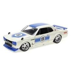 Imagem de Nissan Skyline GT-R (KPGC10) Jada Toys 1:24 /