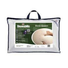 Imagem de Travesseiro Basic Dunlopillo E Protetor De Travesseiro 230 Fios