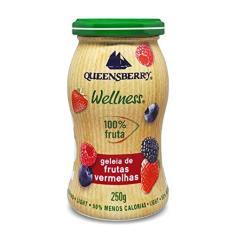 Imagem de Geleia de Frutas s Queensberry Wellness 250g