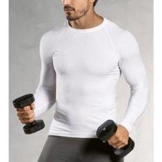 Imagem de Segunda Pele Térmica Masculina Lupo Camiseta Compressão manga longa ref.70045
