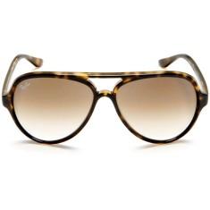 71c6ed1d9d5d0 Foto Óculos de Sol Feminino Aviador Ray Ban RB4125